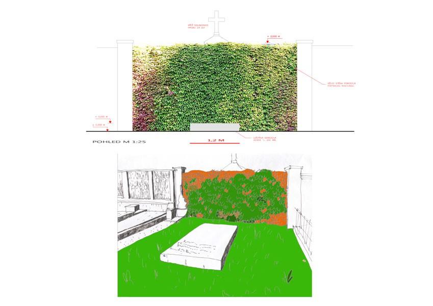 4-hrobka-rekostrukce-aviatik-Jan-Kaspar-architekt-zdenek-balik-zette-atelier-architekti-pardubice-rodinne-domy-architektura-urbanismus-projekcni-prace-navrhy-interieru-zahrady-design