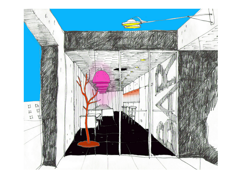 interiér hotelu -Tereziánský dvůr